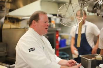 Annie Gunn's & Smokehouse Market Executive Chef Lou Rook
