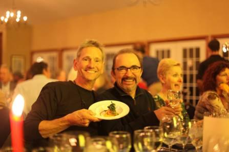 David Geile & Tim Leon, Villa Owners & Partners Geile/Leon Marketing Communications
