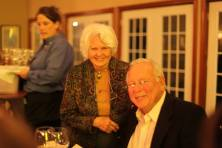 """Owner Hank Johnson and his sister, """"Sister"""""""