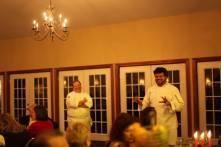 sharing kitchen stories