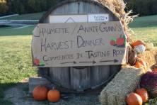Harvest Dinner!