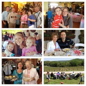 Mother's Day at Chaumette