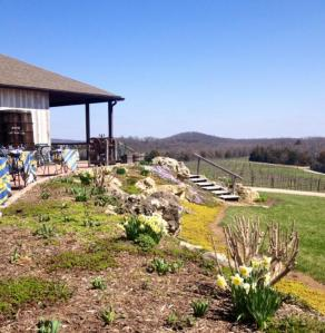 Spring at Chaumette