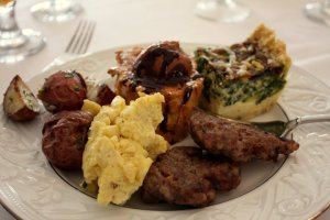 Sunday Brunch at Chaumette